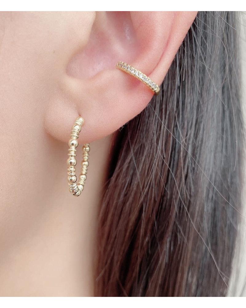 Sarah J Holmes Diamond Ear Cuff
