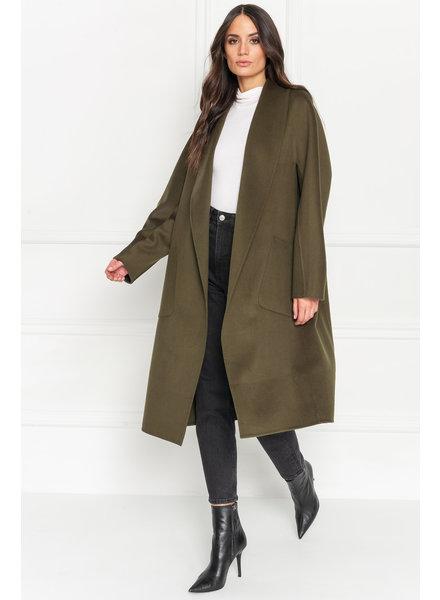 La Marque Thara Wool Coat