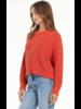 Z Supply Harlow Open Knit Sweater