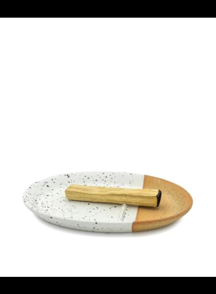 Bursera Oval Plate