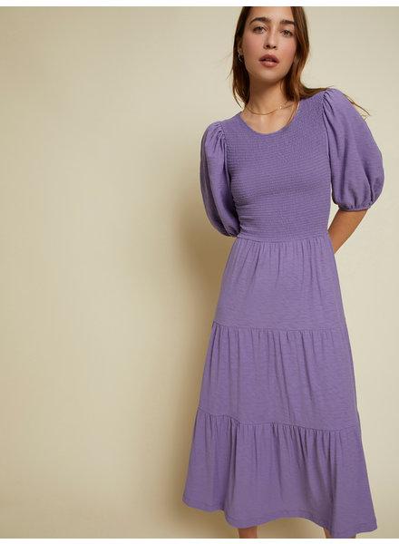 Nation Florence Smocked Peasant Dress