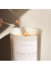 Northern Rose Amber Glow Candle