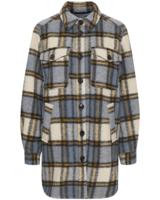Part Two Kerstin Plaid Jacket
