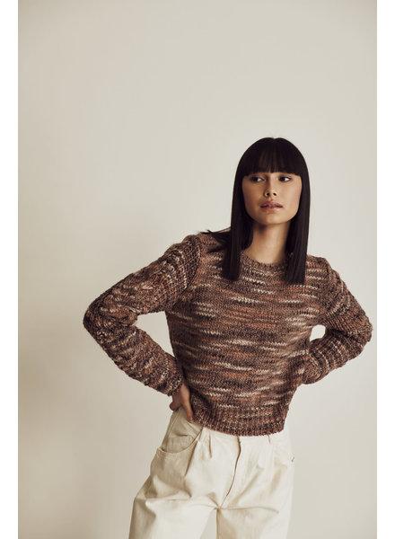 Line Tess Multi-Coloured Sweater