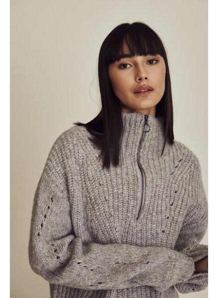 Line Edie Half-Zip Sweater