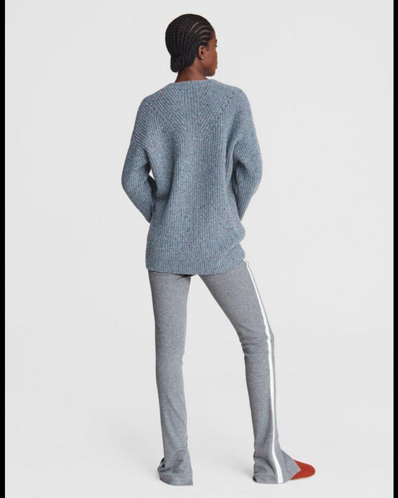 Rag & Bone Eco Donegal V Neck Sweater