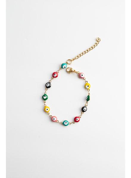 Atelier SYP Eva Evil Eye Bracelet