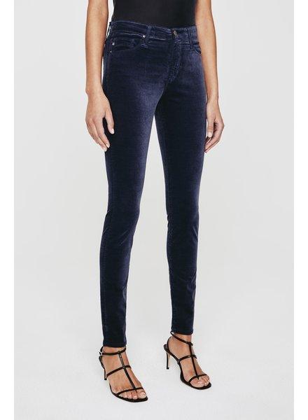 AG Farrah Skinny Velvet