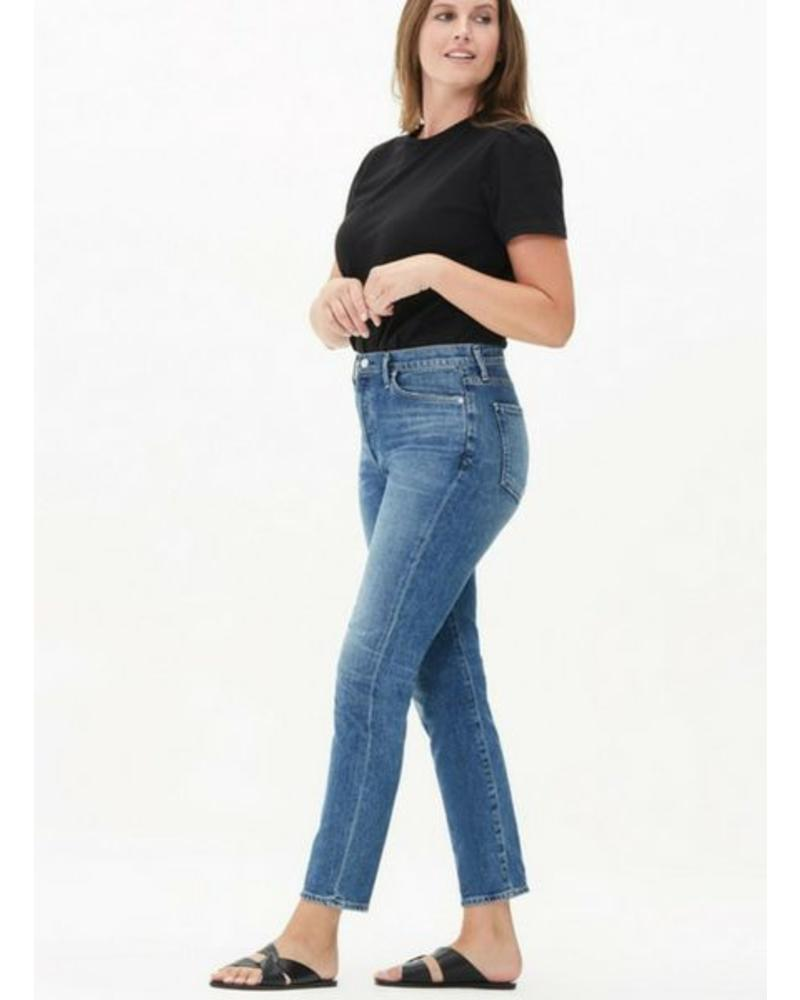 Citizen of Humanity Olivia High Rise Slim Ankle