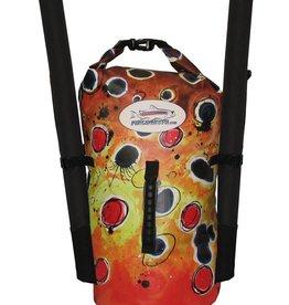 Fincognito Fincognito Dry Bag 40L - Brown Trout