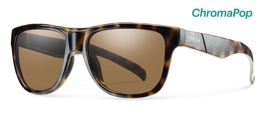 f4c8ad5f5fb69 Smith Sport Optics Smith Lowdown Slim Sunglasses Tortoise Frame ChromaPop  Polarized Brown Lens DISC