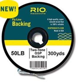 Rio Products Intl. Inc. Rio 2-Tone Gel Spun Backing 50lb
