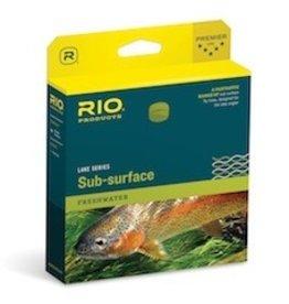 Rio Products Intl. Inc. Rio Aqualux Midge Tip Sink Fly Line