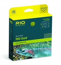 Rio Products Intl. Inc. Rio Gold Fly Line