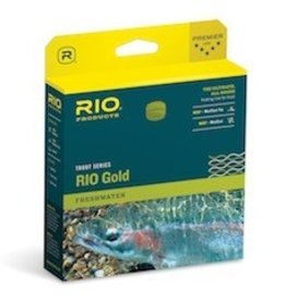 Rio Products Intl. Inc. Rio Gold Tournament Fly Line