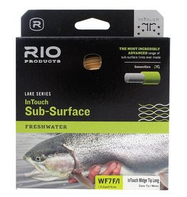 Rio Products Intl. Inc. Rio InTouch CamoLux Sink Fly Line