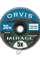 Orvis Orvis Mirage Fluorocarbon Tippet Material 30M