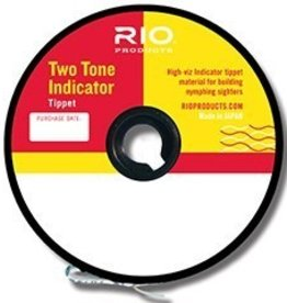 Rio Products Intl. Inc. Rio 2-Tone Indicator Tippet