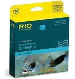 Rio Products Intl. Inc. Rio General Purpose Tropical Fly Line I/I