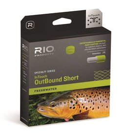 Rio Products Intl. Inc. Rio InTouch Outbound Short Fly Line