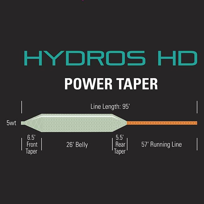 Orvis Orvis Hydros HD Power Taper Fly Line