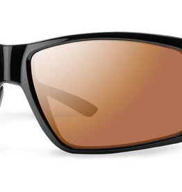 Smith Sport Optics Smith Colson Black Frame Polarchromic Techlite Copper Mirror Lens DISC