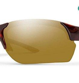 Smith Sport Optics Smith Envoy Max Sunglasses - Tortoise Frame w/ ChromaPop Polarized Bronze Mirror Lens DISC