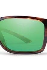 f14414c8dff Smith Sport Optics Smith Wolcott Sunglasses - Tortoise Frame w  Polarized  Green Mirror Lens -