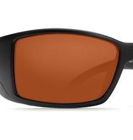 1b3836a53aec0 Costa Del Mar Costa Blackfin Sunglasses Black Frame Copper 580G Lens