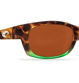 Costa Del Mar Costa Trevally Matte Tortuga Fade Frame Copper 580P Lens - discontinued