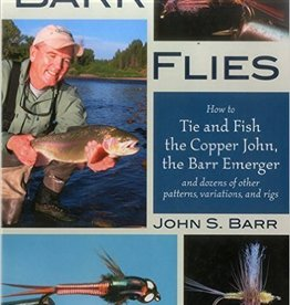 Anglers Book Supply Barr Flies - Hardcover