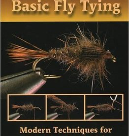 Anglers Book Supply Charlie Craven's Basic Fly Tying - Hardcover