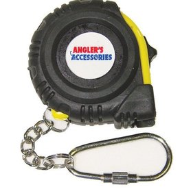 Anglers Accessories Anglers Accessories Metal Measuring Tape 40""