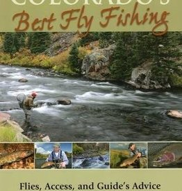 Anglers Book Supply Colorado's Best Fly Fishing by Landon Mayer - Softcover