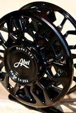 Abel Automatics Abel Custom SDS (Sealed Drag Salt) Reel - Basic Black 7/8 RH