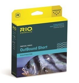 Rio Products Intl. Inc. Rio Tropical Outbound Short Fly Line