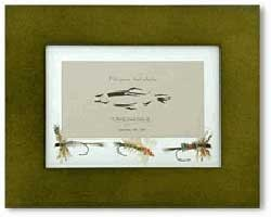 Anglers Book Supply Dry Fly Frames By North Creek Cabin