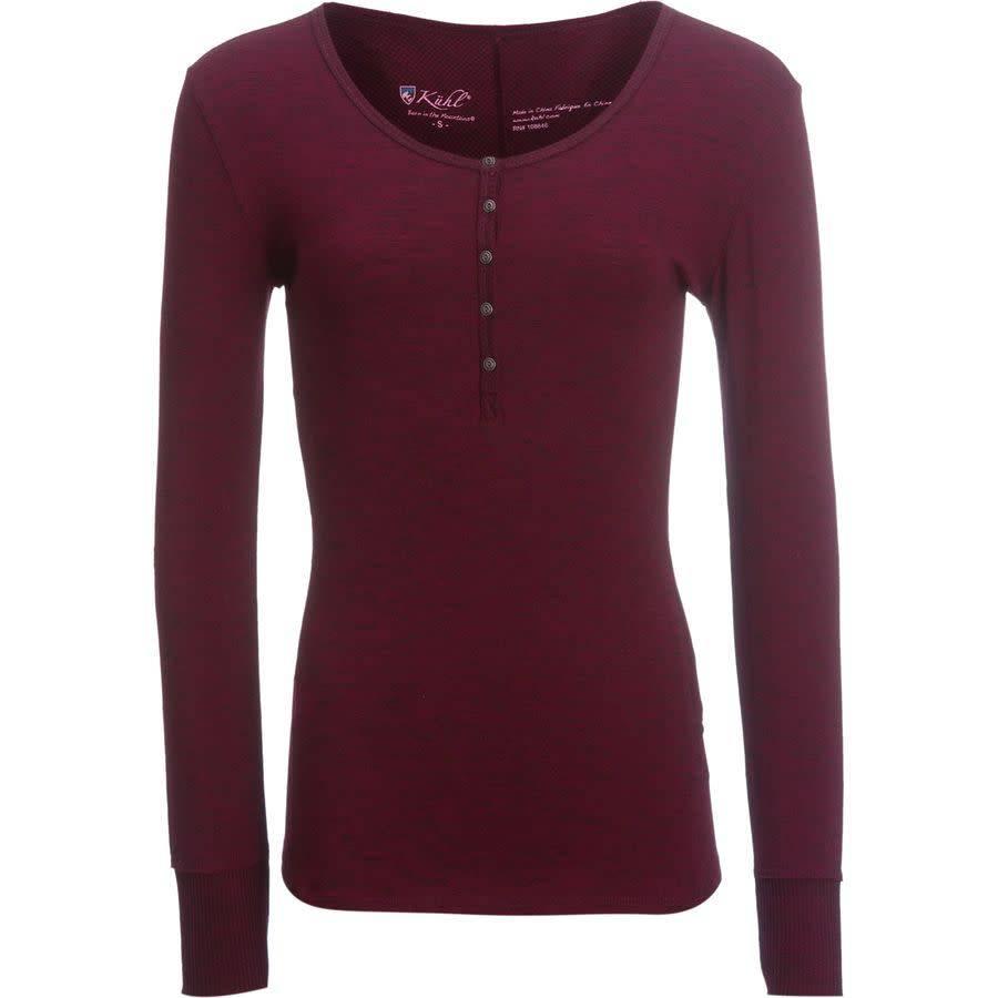 Kuhl Clothing Kuhl Women's Svenna L/S Shirt