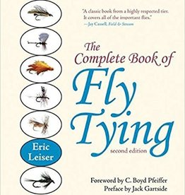 Skyhorse Publishing Complete Book of Fly-Tying