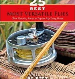 25 Best Most Versatile Flies - Spiral