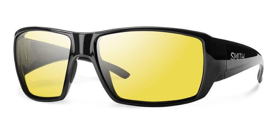 04f647fd3d Smith Sport Optics Smith Guides Choice Sunglasses Black Polarized Low Light  Ignitor