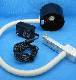 Peak Engineering Peak LED Portable Fly Tying Light with tool holder