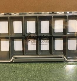 New Phase New Phase Waterproof Clear Thin Fly Box - 12 Comp