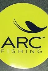 ARC Fishing ARC Sticker - Green