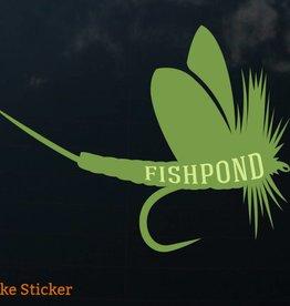 Fishpond Fishpond Drake Sticker