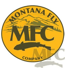 Montana Fly Co MFC Logo Sticker 5""