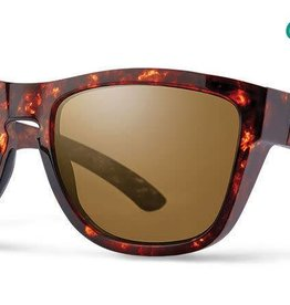 Smith Sport Optics Smith Clark Vintage Havana Frame ChromaPop Polarized Brown Lens DISC