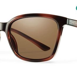 Smith Sport Optics Smith Colette Tortoise Frame ChromaPop Polarized Brown Lens - (DISC)