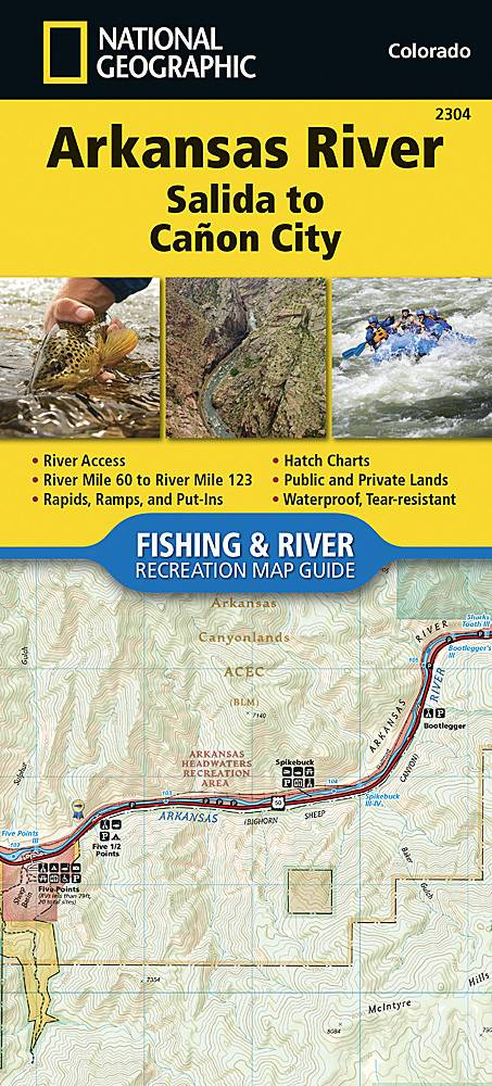 National Geographic Maps River Maps