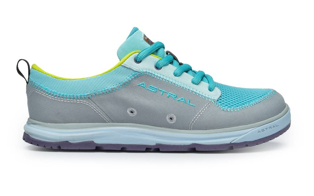 Astral Astral Women's Brewess 2.0 Turquoise Gray W6.5